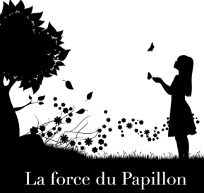 la force du papillon