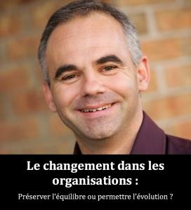 Le changement dans les organisations