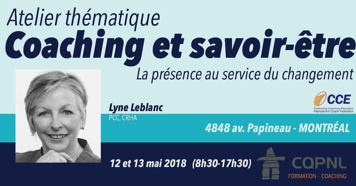 Lyne Leblanc
